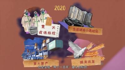 """""""中国为什么能""""系列短视频第一集:中国为什么一定要开两会?"""
