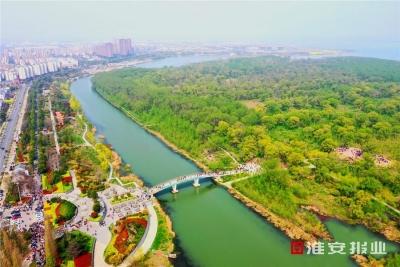 【新时代 新作为 新篇章】  江苏金湖:以生命之水绘就湖城生态底色