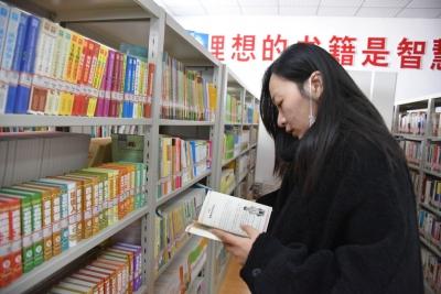 江蘇洪澤:建好農家書屋 打造文明實踐新陣地