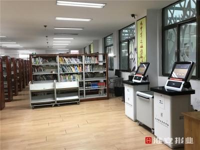 市少儿图书馆低幼图书室本周六恢复开放