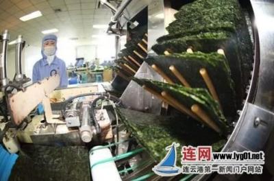 出口额1.81亿美元,同比增长2.5% 前4月连云港农产品出口居全省第一