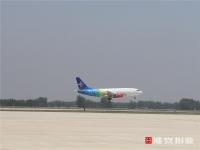 直飞郑州!淮安机场又一条全货机航线首航成功