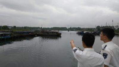 """巡护长江看乘风破浪的""""禁渔侠"""" 长江禁渔逐渐深入人心"""