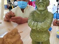 剪纸、泥塑、马灯舞……让我们的端午嗨起来