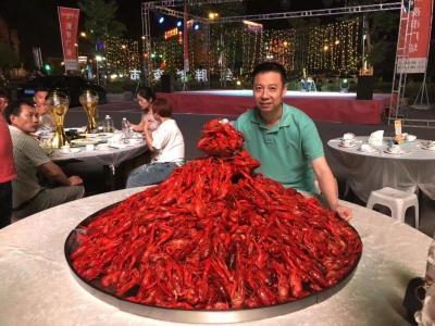 一二三产深度融合,江苏盱眙百亿级龙虾产业撬动经济多元化发展