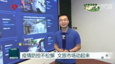 疫情防控不松懈 文旅市场动起来 江苏全省文旅场所安全有序迎接游客