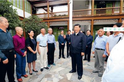 习近平:贯彻落实新时代党的组织路线 不断把党建设得更加坚强有力