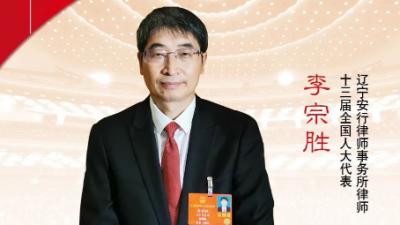 李宗胜:用民法典奏响推进社会治理能力现代化的和谐乐章