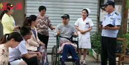 【暖心淮】我的脚就是你的脚!社区民警与高位截瘫患者的兄弟情缘