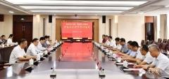 我市与南京审计大学全面深化合作
