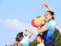 """幸福舞起来!2020""""舞动江苏""""全省农民广场舞进美丽乡村展演赛在淮举办!"""