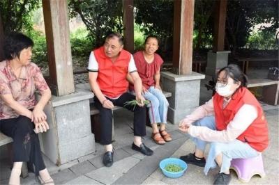 淮安市淮安区:党建工作有温度 党建服务暖人心