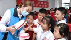 呵护口腔健康 关爱儿童成长