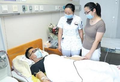 【友善】致敬!淮安小伙捐献造血干细胞