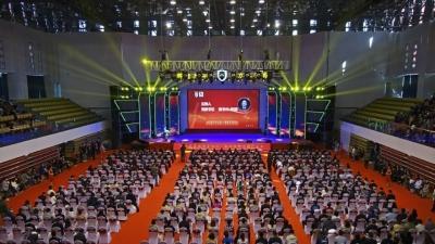 高质量特色发展 大健康家国情怀——江苏食品药品职业技术学院迎来建校60周年庆祝大会