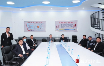 市长陈之常赴新疆兵团第七师考察调研