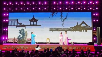 在家门口感受文化与艺术的魅力,淮安这场文化盛宴你去了吗?