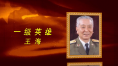 感人瞬间系列短片:抗美援朝英雄王海
