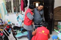 """江苏淮安:政府""""买单"""" ,7830名重度残疾人享受居家照护!"""