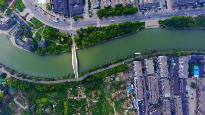 鉴往知来——跟着总书记学历史:千年大运河 流动的文化