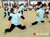 激情跑酷,欢乐舞蹈