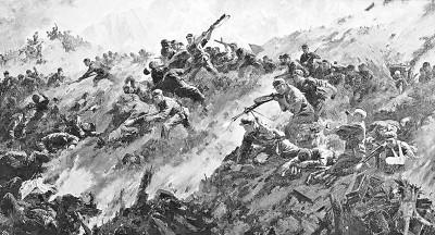 從抗美援朝戰爭中汲取新時代偉大斗爭的精神動力