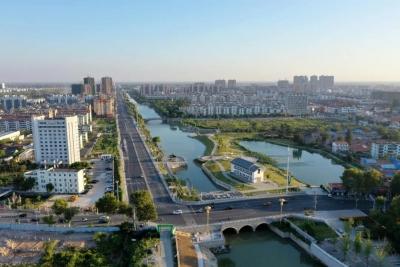 【新时代 新作为 新篇章】 江苏金湖:以水为媒打造高颜值营商环境
