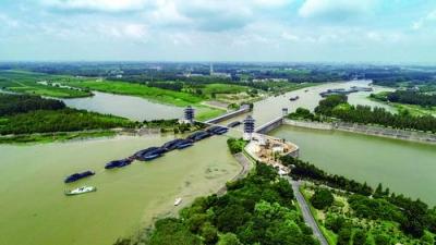 大运河文化带 | 打造最美丽最精彩最繁华的江苏名片