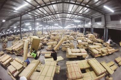 """徐州:""""双11""""直击""""中国电商家居第一镇"""",被电商改变的乡镇经济"""