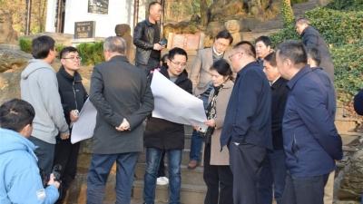 自然资源部调查监测司副司长冯文利一行到盱眙县调研自然资源基础调查试点工作