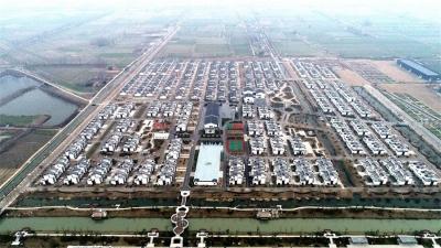 【新时代 新作为 新篇章】  江苏金湖:小蹦床撬起致富大产业