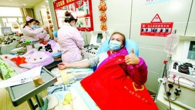 【志愿行动 大爱淮安】献一袋热血 为生命续航 我市启动第四届无偿献血宣传月活动