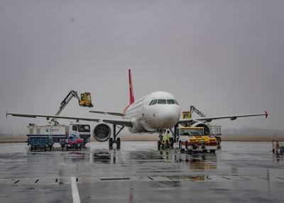 【新时代 新作为 新篇章】力保万千旅客顺畅出行 东部机场集团严阵以待应对寒潮降雪