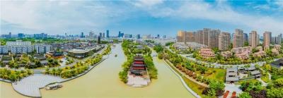【新时代 新作为 新篇章】江苏淮安:融南汇北景象新  运河之都谱新篇