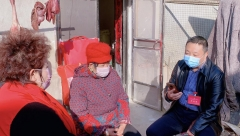 【新时代 新作为 新篇章】江苏盱眙:进村入户做好宣传 疫情防控入脑入心