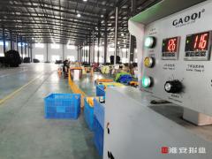 江苏金湖:一张蹦床闯世界 全球市场占七成