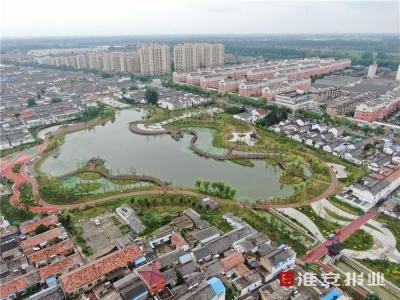 """江苏淮安区:为群众建设看得见的""""诗和远方"""""""