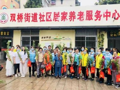 【大国小鲜@基层之治】扬州双桥街道:一张党建地图画出社区治理新路径