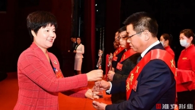 2020年度十佳!蔡书记陈市长颁奖!