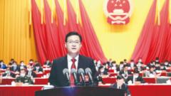 政府工作报告 ——2021年1月15日在淮安市第八届人民代表大会第五次会议上