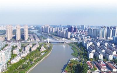 """江苏淮安:让经济高质量发展成为""""十四五""""最亮底色"""