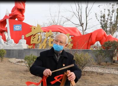 【新春走基层】江苏盱眙:把好疫情防控关 过好新春幸福年