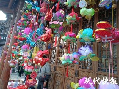 江苏各地景区防疫给力年味浓,游客开心又安心