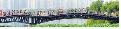 【奋楫扬帆向康庄 崛起江淮新答卷】打造高品质现代化中心城区