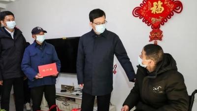 春节走访慰问,市长陈之常送上新春祝福!