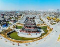【新时代 新作为 新篇章】全域化旅游、全景化城市!运河古城淮安区实现华丽转身