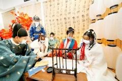 中國味、暖心年 留校的假期美美的