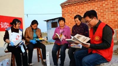【新时代 新作为 新篇章】金湖:文化铸魂助力乡村振兴