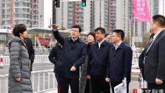 市长陈之常调研推进2021淮安西游乐园淮安马拉松赛事筹备工作