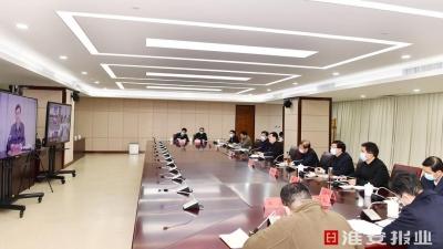 市人大代表建议和政协提案交办会召开